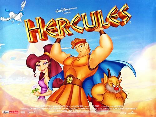 Walt ディズニー Posters - Hercules