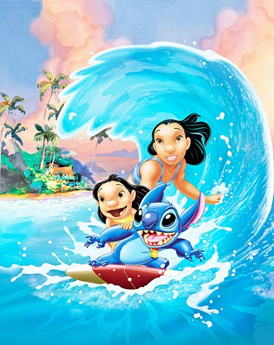 Walt ディズニー Posters - Lilo & Stitch