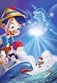 Walt ডিজনি Posters - Pinocchio