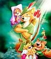 Walt Disney Posters - Robin kap