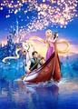 Walt Disney Posters - Rapunzel - L'intreccio della torre