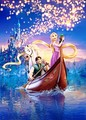 Walt 迪士尼 Posters - 魔发奇缘