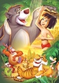 Walt ডিজনি Posters - The Jungle Book