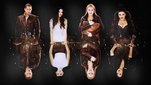 Once Upon A Time wallpaper called We Are Both
