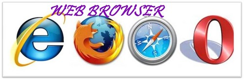 Web Browsers Banner