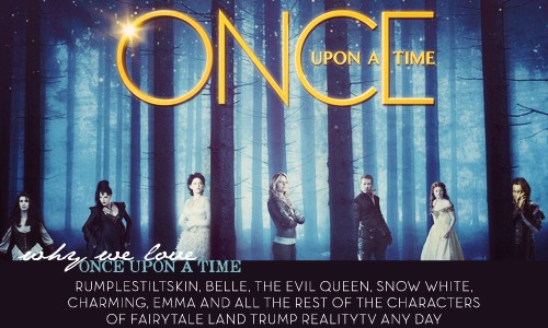 Why we l'amour OUAT