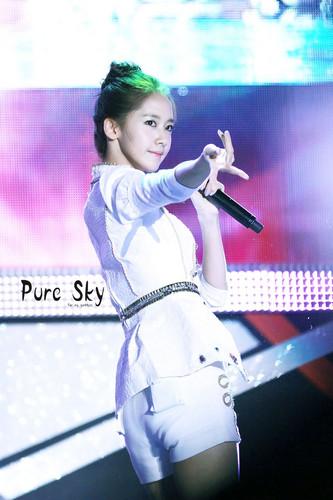 Yoona @ Gangnam Kpop Festival