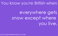 You know your british when ... - great-britain photo