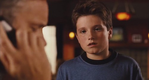 Josh Hutcherson wallpaper containing a portrait titled Zathura: A Space Adventure -Screencaptures