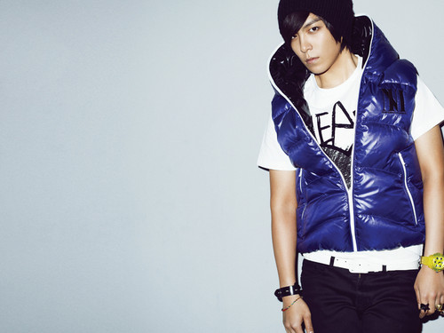 Choi Seung Hyun wolpeyper containing an outerwear titled adorable wolpeyper