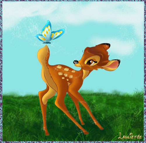 Bambi wallpaper called bambi