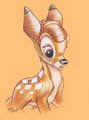 bambi - bambi fan art