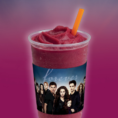 Berry Bitten - Breaking Dawn Part 2 льстец, смузи