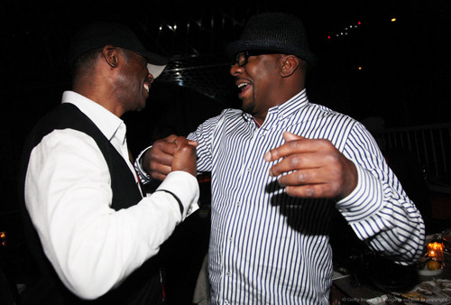 bobby brown embrace keith sweat
