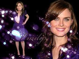 Emily Deschanel wallpaper with a portrait called emily