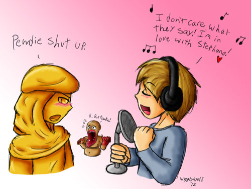 for pewdiepie I in upendo with stephano