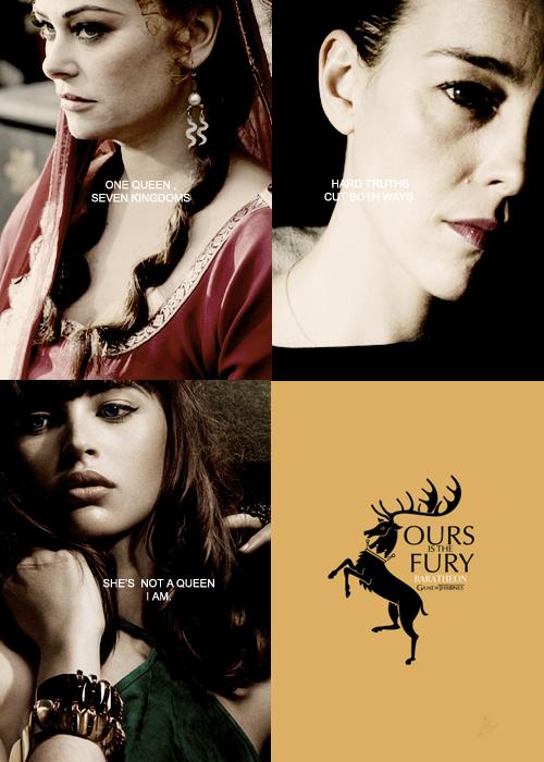 House Baratheon gender swap