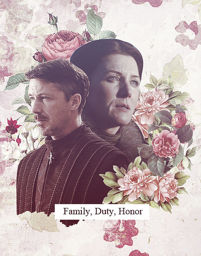 Petyr Baelish & Catelyn Stark