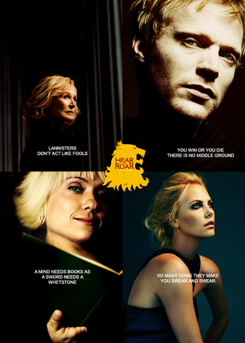 House Lannister gender swap