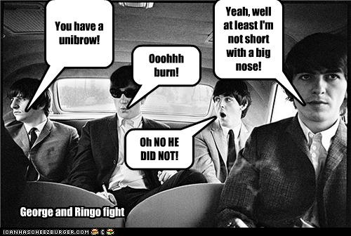haha its the beatles!!!!