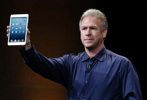 iPad mini announcement