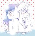 Inuyasha x kagome-chan