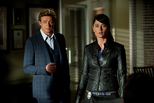Jane & Lisbon - the-mentalist Photo