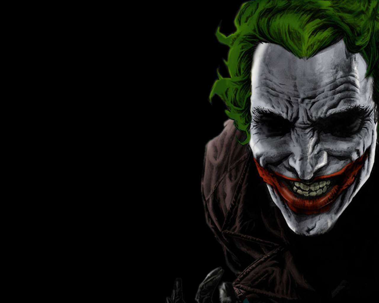 The Joker image...