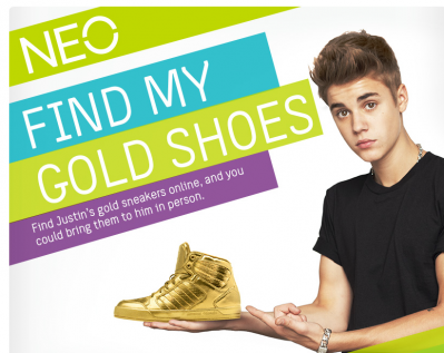 justin: NEO or shoes adidas