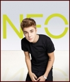 justin: NEO gold shoes adidas