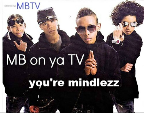 Mindless Behavior fond d'écran probably containing a green béret, beret and a well dressed person called mbtv mindless