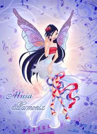 Musa from WINX wallpaper titled musa harmonix