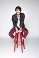 new outtakes of Darren from Comic Con shoot - darren-criss photo