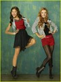 new promo pics of Bella Thorne and Zendaya for Shake It Up!  - zendaya-coleman photo