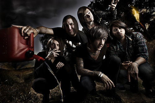 Of mice and men band images of mice men wallpaper and - Austin carlile wallpaper ...