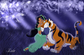 princess jasmine - princess-jasmine fan art