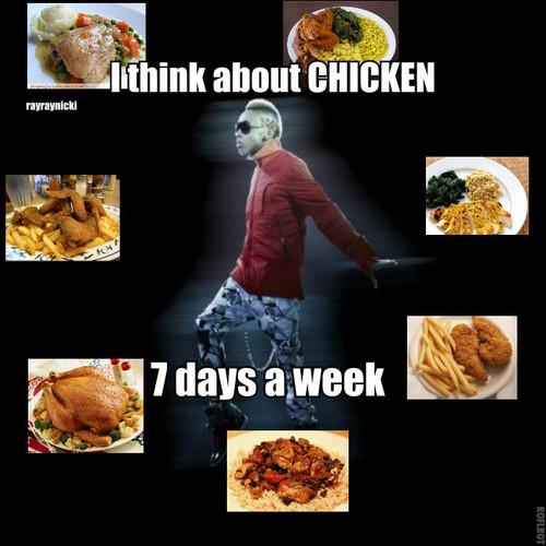 prod thinks chicken