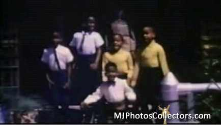 "rare michael & his brothers""J5"""
