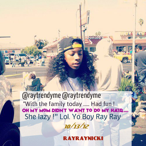 Mindless Behavior wallpaper entitled ray ray ig pix