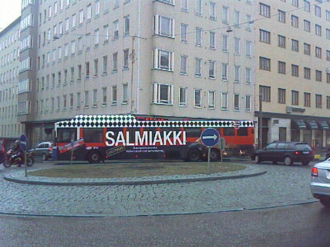salmiak bus