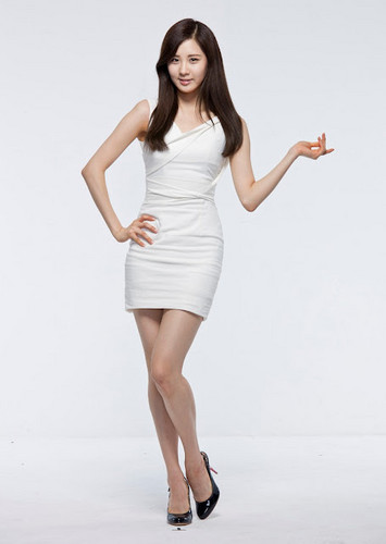 seohyun the maknae of snsd <3