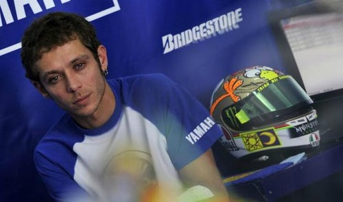serious ROSSI