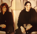 sis and bro - michael-jackson photo