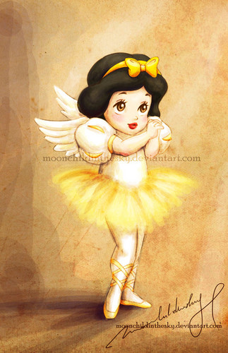 Snow White karatasi la kupamba ukuta called snow white