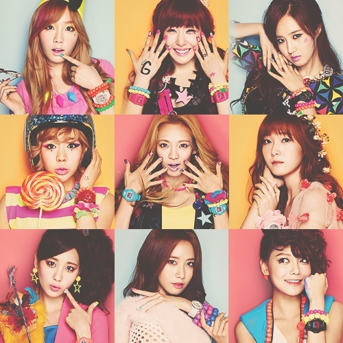 kpop 4ever wallpaper entitled snsd