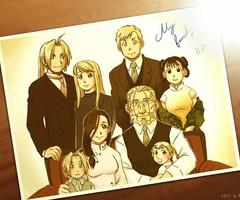 the elrics family