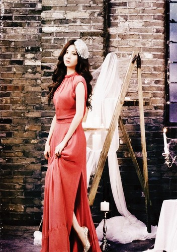 the lovely maknae seohyun for ceci meg