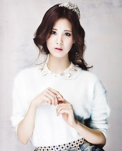 the lovely maknae seohyun