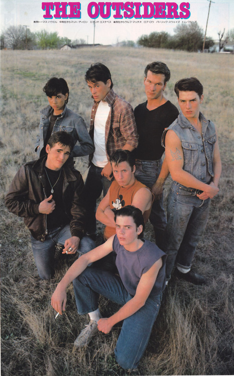 the outsiders - The Outsiders Photo (32543227) - Fanpop
