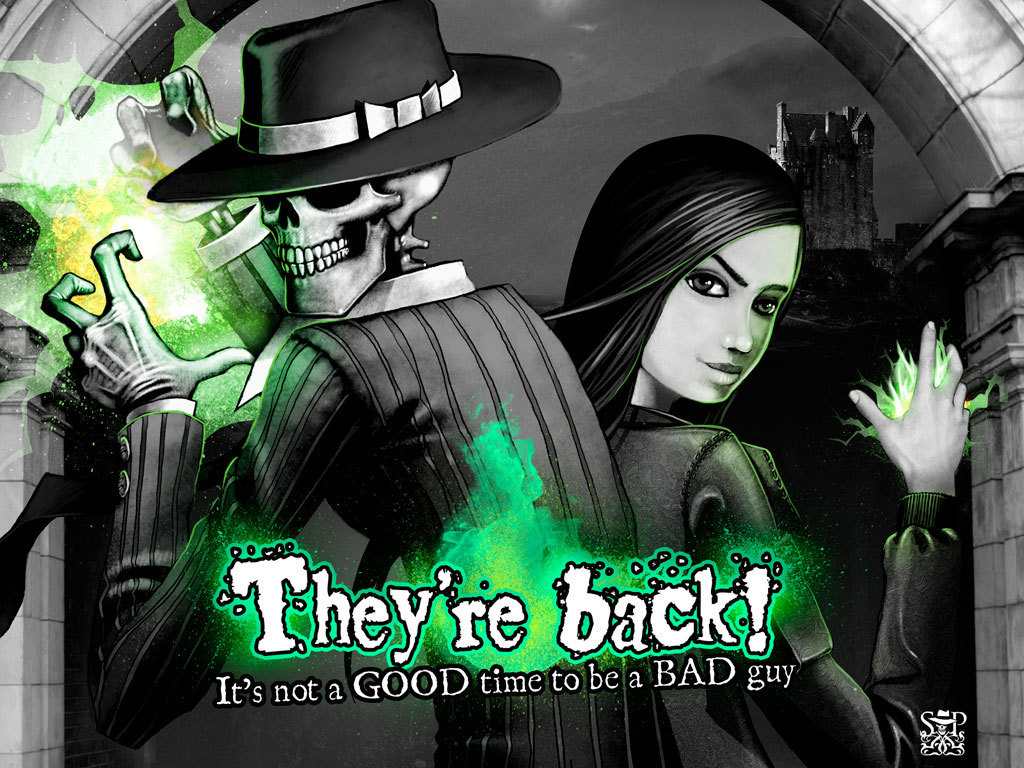 they are back